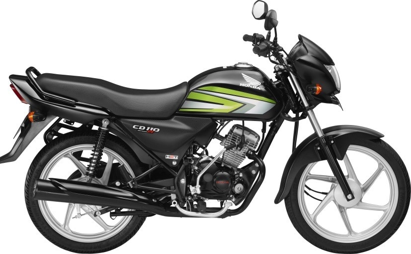 Honda Cd 110 Dream Deluxe With Self Start Launched In