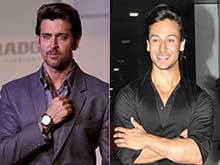 For Hrithik Roshan, Tiger Shroff is the 'Next Big Thing'