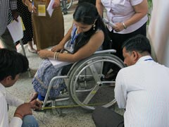 India Shines Light On The Plight Of The Disabled