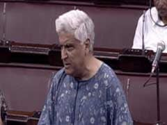 In Parliament Farewell Speech, Javed Akhtar Delivers Message With 'Bharat Mata Ki Jai'