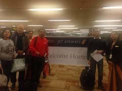 Nightmare For Indians Stuck In Brussels Ends As They Return Home