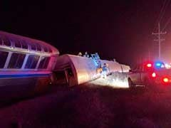 29 People Taken To Hospitals After Kansas Train Derailment