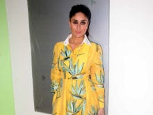 Kareena Kapoor Khan is Not in Baadshaho