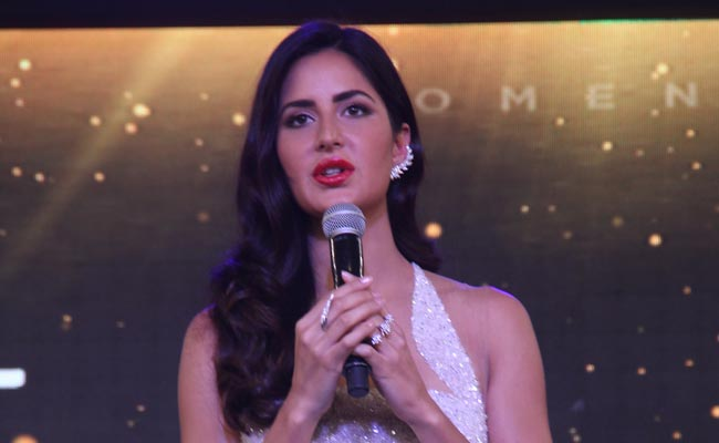 You Are As Powerful As What You Know: Katrina Kaif At Women Of Worth Awards