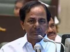 Telangana Assembly To Pass Resolution For 12 Per Cent Muslim Quota, Says KCR