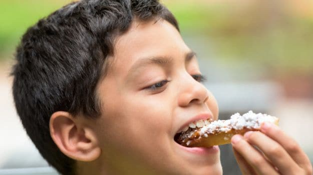 Why You Should Keep an Eye on Your Kid's Calorie Intake
