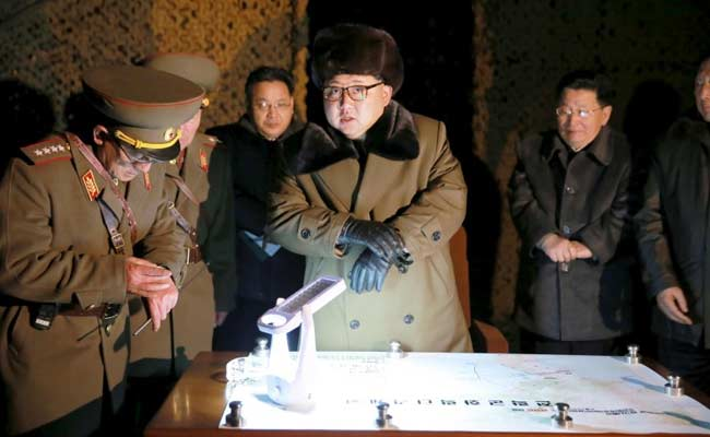 North Korea Missile Launch Fails On Founder's Birthday