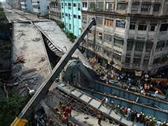 Kolkata Flyover Collapse: 3 Officials Of IVRCL Arrested