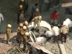 Kolkata Flyover Tragedy: Congress President Sonia Gandhi Expresses Shock