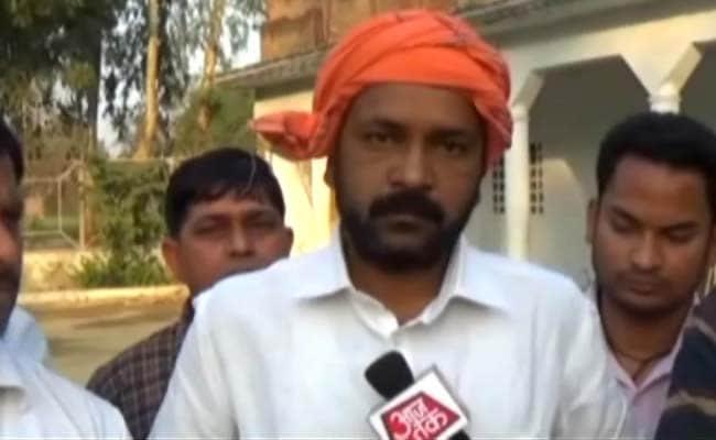 कन्हैया की जीभ काटने पर 'ईनाम' देने का ऐलान करने वाला बीजेपी युवा नेता सस्पेंड