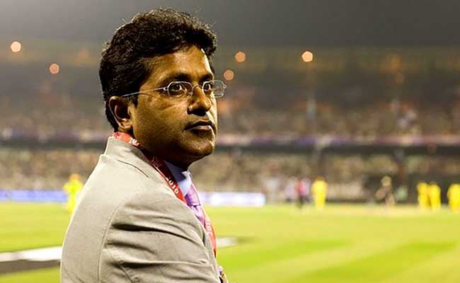 Lalit Modi Claims Interpol Reprieve, Says 'Sword Over My Head Gone'