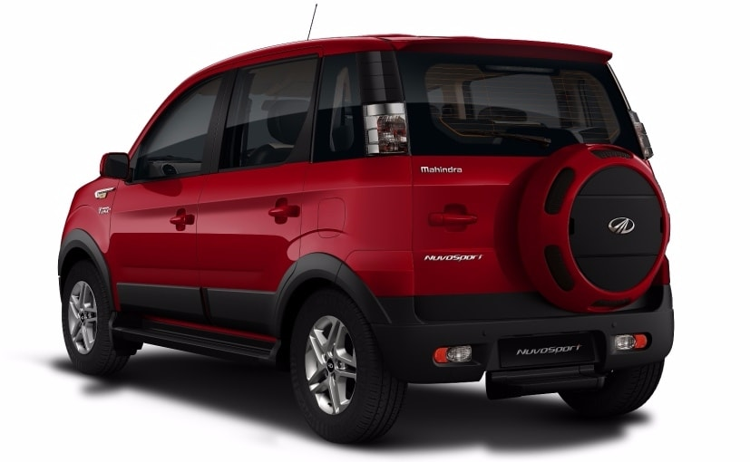 Mahindra Nuvo Sport 9 Things You Need To Know Ndtv