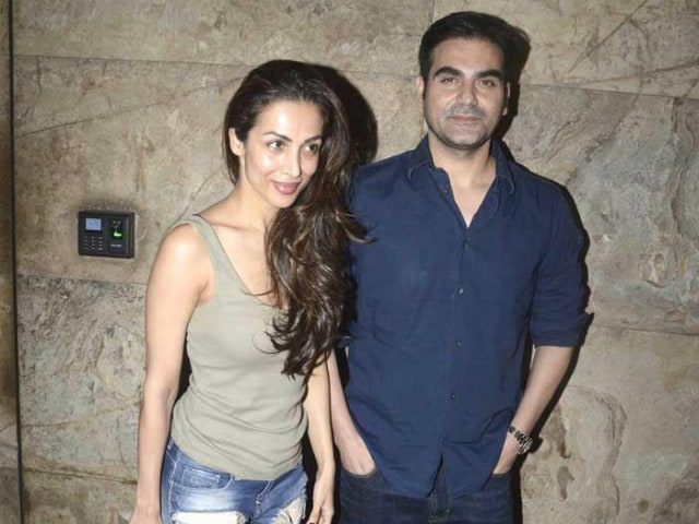 Malaika Arora and Arbaaz Khan Say They Are Separated, Ask ...