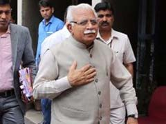 Supreme Court Verdict On Sutlej Canal Will Have To Be Accepted By All: Manohar Lal Khattar