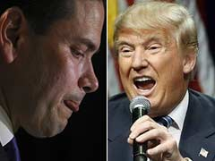 Analysis: Rubio Called Trump A Dangerous 'Con Man.' Now He Says Trump Should Be President.