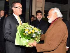 PM Narendra Modi Arrives In Belgium To Attend India-EU Summit
