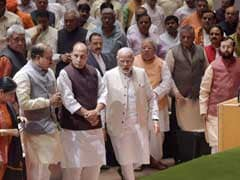 BJP Shows It Means Business, Acts Against Some Of Its Parliamentarians