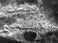 NASA Mission Finds Tallest Peak On Saturn's Moon Titan
