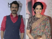 Sridevi's Next Film Titled Mom Also Stars Nawazuddin Siddiqui