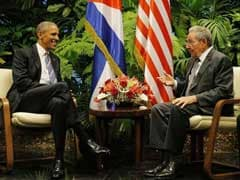Barack Obama, Raul Castro Come Face To Face In Historic Meeting In Cuba