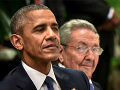 Barack Obama Presses Cuba's Raul Castro On Human Rights During Historic Visit