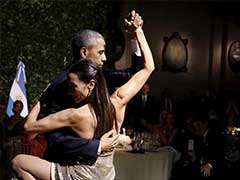 With Tango And Baseball, Obama Offers Latin America A Softer Image Of US