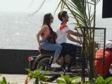 Shraddha, Aditya's Aashiqui and a Bike Ride on OK Jaanu Sets