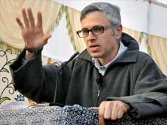 Omar Abdullah Accuses PDP Of Leaving Jammu And Kashmir In Tatters