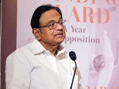 P Chidambaram Admits To 'Small Editorial' Changes In Ishrat Jehan Files