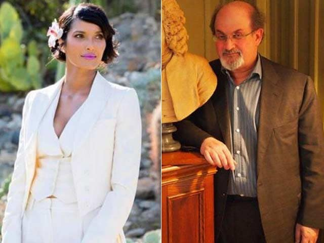 Padma Lakshmi Opens Up About Marriage to Salman Rushdie in ...