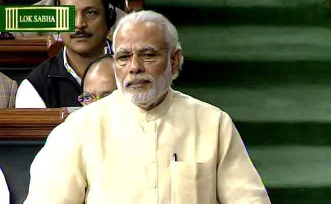 Modi's jibe: Rahul not learning with age