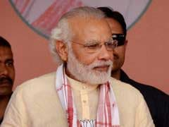 Mamata Banerjee Fighting Poll Commission, She's Conceded Defeat: PM Modi
