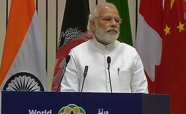 Full Text of PM Narendra Modi's Speech At World Sufi Forum