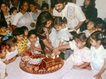 Spot Ranbir, Arjun, Sonam in This Childhood Pic. It's Not a 'Piece of Cake'