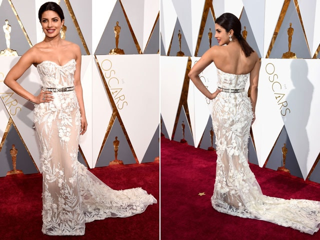 Priyanka Chopra Aces Red Carpet Look. How That Happened