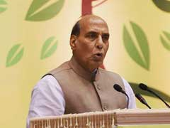 Need More Security Along Border In Northeast: Rajnath Singh