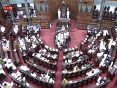 Business In Rajya Sabha Collapses Due To Lack Of Quorum