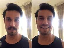 Sarbjit Done, Randeep Hooda Shaves off Moustache in Video