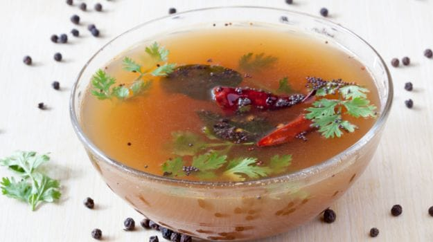 Garlic Rasam Recipe Rak S Kitchen