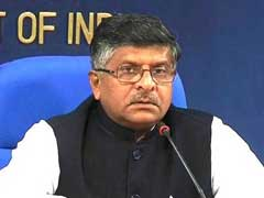 Entire Delhi Mandate Being Wasted By AAP, Says Ravi Shankar Prasad