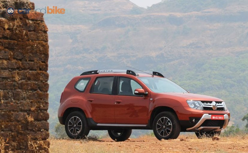 Renault Duster AMT Design