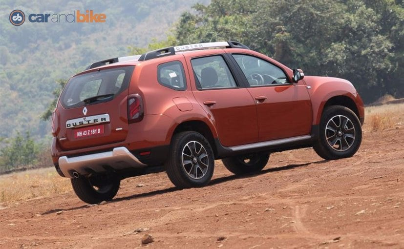 Exclusive: Renault Duster Facelift AMT Review - NDTV CarAndBike