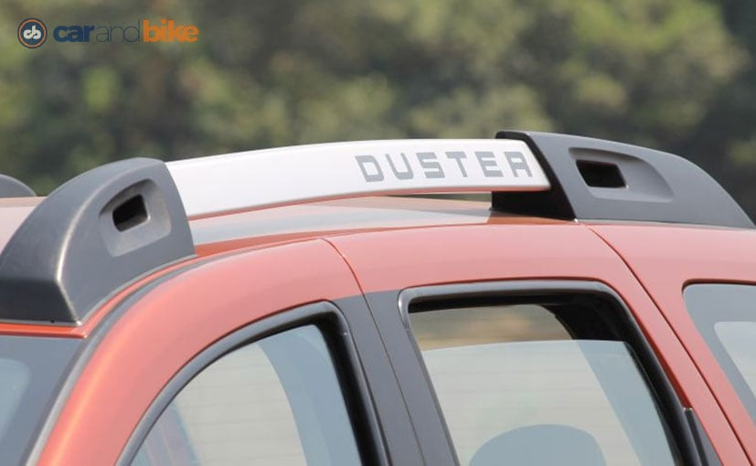 Renault Duster AMT Roof Rails