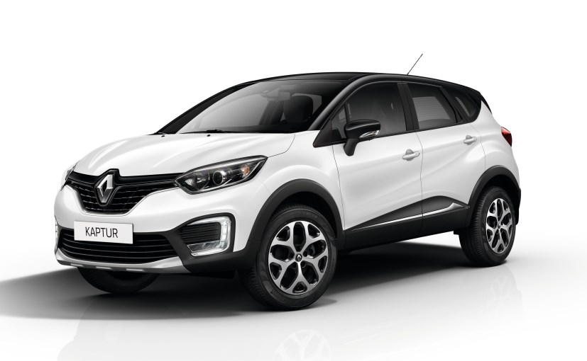renault kaptur compact crossover might come to india soon ndtv carandbike. Black Bedroom Furniture Sets. Home Design Ideas