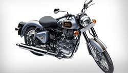 Royal Enfield Takes 5th Position in Motorcycle Sales