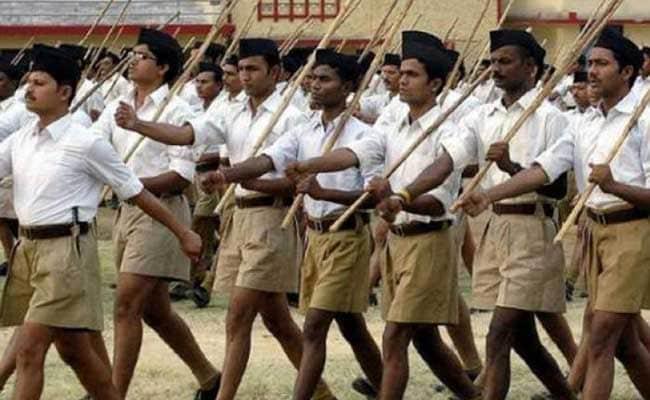 Rss: RSS Members To Start Wearing New Uniform From Vijaya
