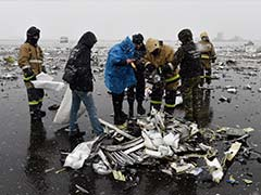 2 Indians Among 62 Dead In Russia Plane Crash: Flydubai