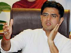 On Crime Against Women In Rajasthan, Sachin Pilot Speaks Of 'Irony'