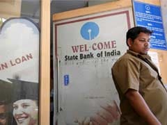 State Bank of India Soars 10% on RBI's Move