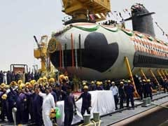 Second Kalvari Class Submarine Khanderi To Be Launched On January 12